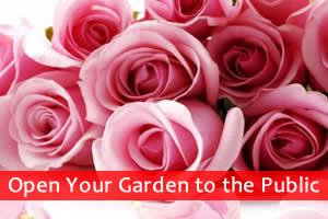 Rose Festival Open Gardens