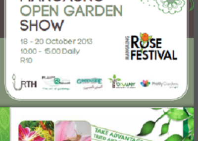 Mangaung Rose Festival 2013 17